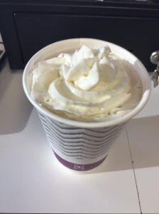 Celebrate Autumn with an ice cream treat